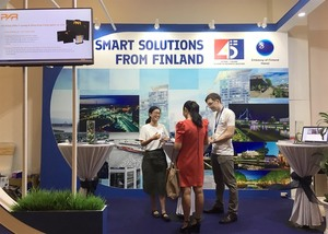 Start-up expo opens in HCMC