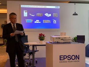 Epson holds first Solution Day in Viet Nam