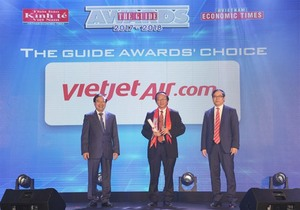 Vietjet named 'Pioneering Airline' in 2018