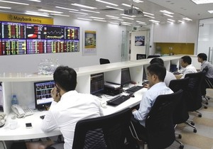 Markets rise on blue chip gains