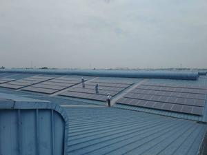 Thermal power plant to install solar panels