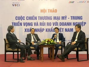 VN exporters could benefit from US-China spat