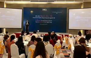Forum to help Vietnamese women boost their businesses