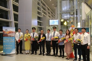 Vietnam Airlines launches new route connecting Da Nang - Osaka