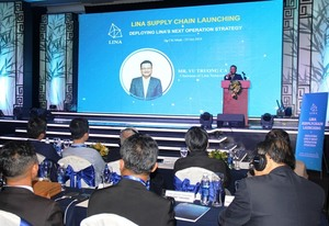 Lina Network launches Supply Chain application