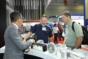 Exhibitions attract 18,000 businesspeople