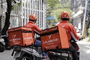 Logistics firm Lalamove enters Ha Noi