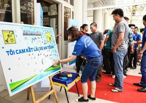 Ford Viet Nam helps improve driving skills, road safety