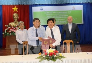 Nafoods to develop organic fruit in Tay Ninh
