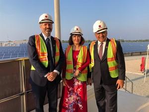 TTC Group inaugurates solar power plant