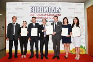 HDBank named best cash manager in Asia Pacific