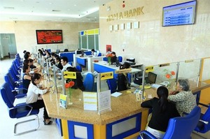 Nam A Bank allowed to open five branches and 30 dealing rooms