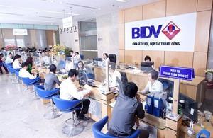 BIDV to sell shares to South Korea's KEB Hana Bank