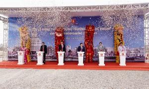 Vingroup starts construction of VinUniversity in Ha Noi