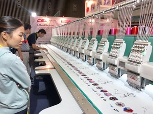 Textile expo opens in HCM City