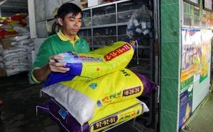 High fertiliser prices hurt farmers