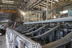 Steel firms strive to stay strong