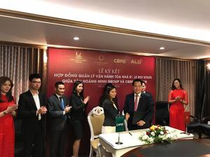 CBRE to manage Ha Noi luxury housing property