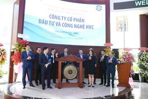 HVC listed on HOSE