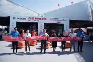 VN's biggest marathon event kicks offs in HCM City