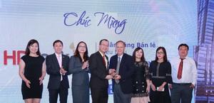 HDBank wins Vietnam Outstanding Banking Award for 2018
