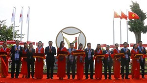 Viet Nam – Japan Friendship Industrial Park inaugurated in Can Tho