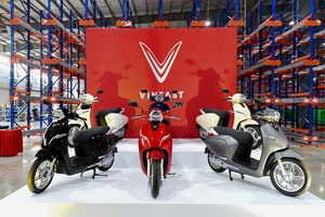 VinFast announces special price policy on electric vehicles