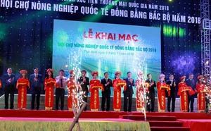 International agriculture fair opens in Thai Binh