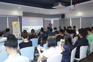 Blockchain global tour coming to HCM City