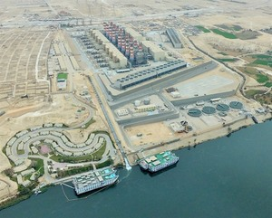 Siemens' mega-project in Egypt completed in record time, benefits more people