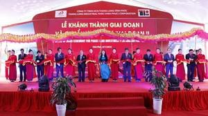 Vinh Phuc inaugurates Industry Park