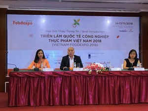 Vietnam Foodexpo set to open in HCM City