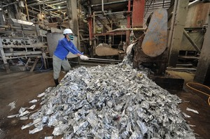 Tetra Pak, Veolia tie up on recycling