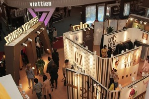 VN Fashion Fair 2018 to open in Ha Noi