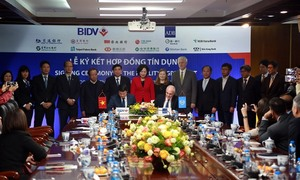 ADB provides US$300m loan to BIDV to support SMEs in Viet Nam
