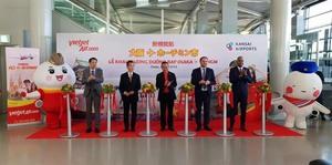 VietJet launches HCM City - Osaka route