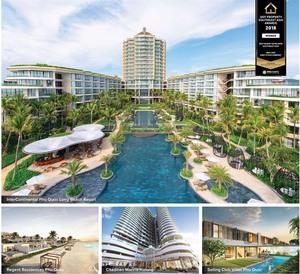 BIM Land named 'Best Resort Developer Southeast Asia'