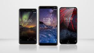 Nokia phones offer market leading 18 months warranty