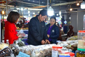 Northern Industry and Trade Fair opens in Nam Dinh