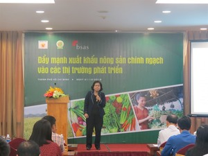 Farmers receive help to raise quality, traceability of goods