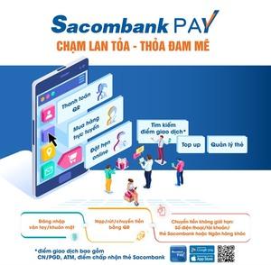 Sacombank rolls out app