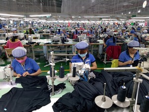 FDI firms expand in local textile-garment sector