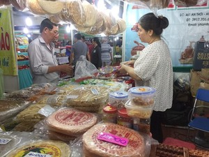 Consumption Promotion Fair opens in HCMC