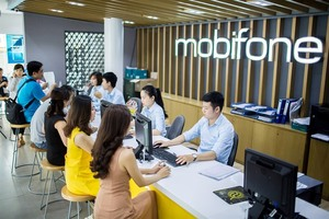MobiFone meets goal with over VND6 trillion of profit