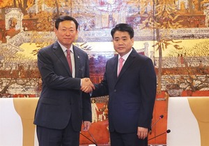 RoK's Lotte Group wants to expand investment in Ha Noi