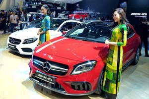 VN spends $260 m to import cars in November