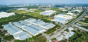 US$8.3 billion invested in industrial parks and economic zones