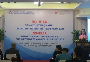 Trade between Viet Nam, Poland to pick up after EU-VN FTA: experts