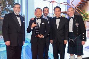 SonKim Land's HCM City project wins International Property Award