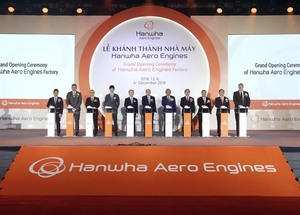 Viet Nam's first aircraft engine parts factory launched